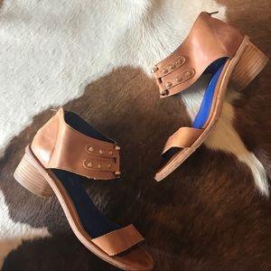 JC x FP • block heel sandals